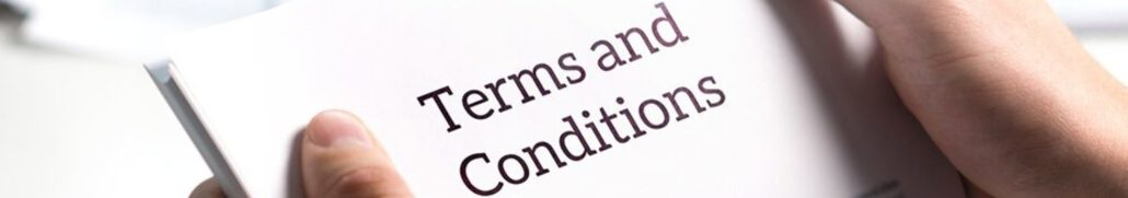 terms en conditions